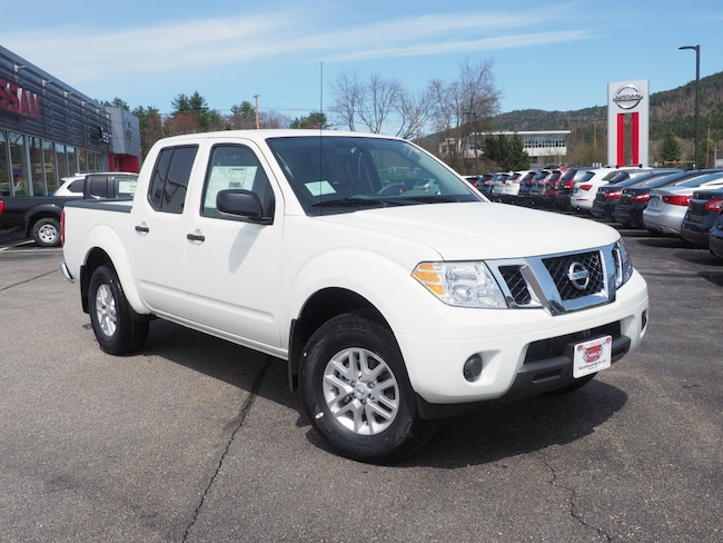 New 2019 Nissan Frontier SV Truck in Lebanon NH