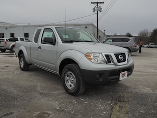 New 2019 Nissan Frontier S Truck in Lebanon NH