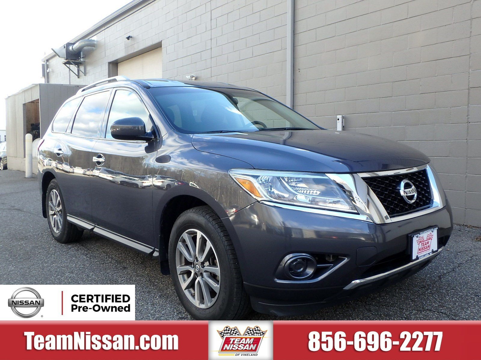Used 2014 Nissan Pathfinder 190224A For Sale | Vineland NJ