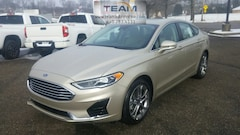2019 Ford Fusion SEL Sedan in Steubenville, Ohio