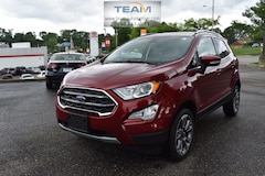 2019 Ford EcoSport Titanium SUV in Steubenville, Ohio