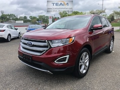 2018 Ford Edge Titanium SUV in Steubenville, Ohio