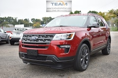 2019 Ford Explorer XLT SUV in Steubenville, Ohio