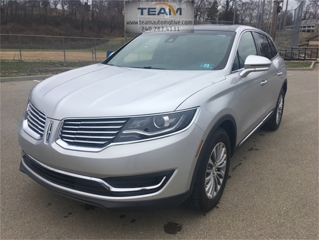 2018 Lincoln MKX Select SUV in Steubenville, Ohio