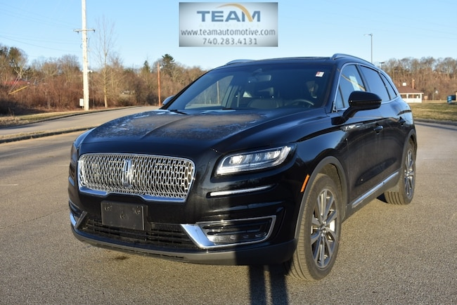 2019 Lincoln Nautilus Select SUV in Steubenville, Ohio
