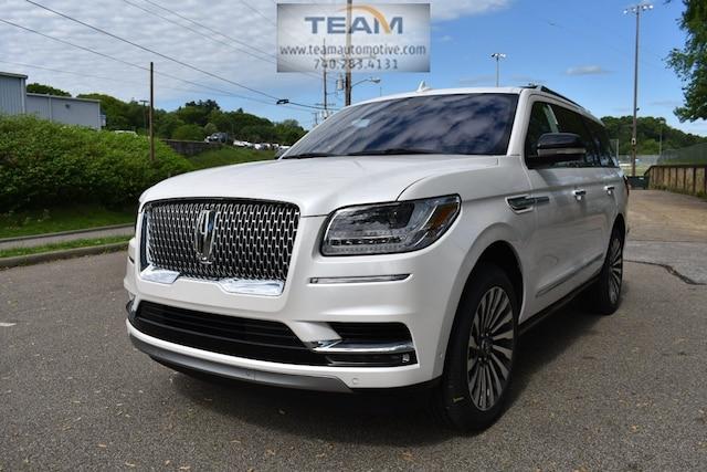 New 2019 Lincoln Navigator For Sale At Steubenville Lincoln Dealer