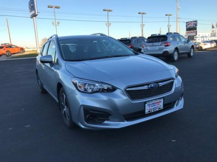 New 2019 Subaru Impreza 2.0i Premium 5-door in Caldwell, ID near Boise, ID