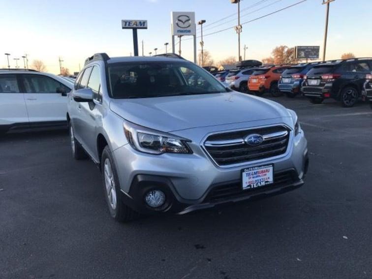 New 2019 Subaru Outback 2.5i Premium SUV in Caldwell, ID near Boise, ID