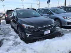 Certified Pre-Owned 2018 Subaru Impreza 2.0i Limited 5-Door CVT Car S17650L in Caldwell, ID near Boise, ID