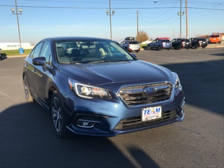 New 2019 Subaru Legacy 2.5i Limited Sedan in Caldwell, ID near Boise, ID