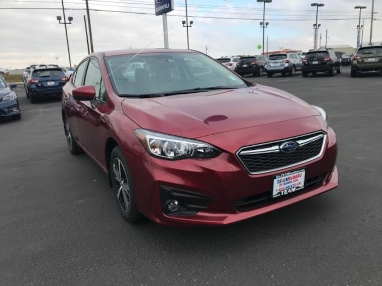 New 2019 Subaru Impreza 2.0i Premium Sedan in Caldwell, ID near Boise, ID