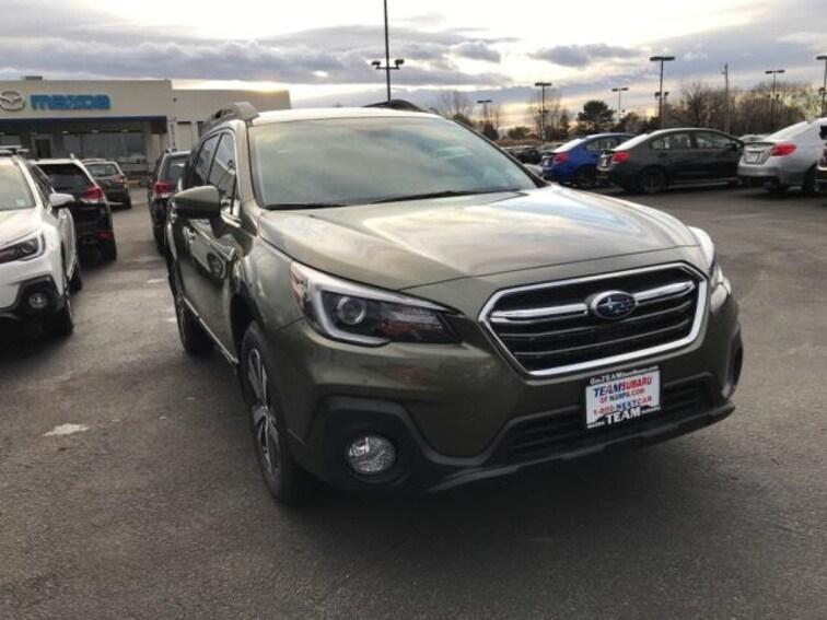New 2019 Subaru Outback 2.5i Limited SUV in Caldwell, ID near Boise, ID