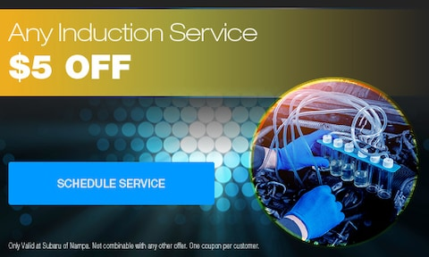 $5 off any Induction Service