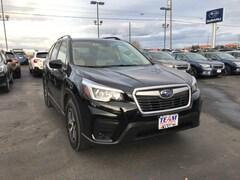 New 2019 Subaru Forester Premium SUV S19015 in Caldwell, ID near Boise