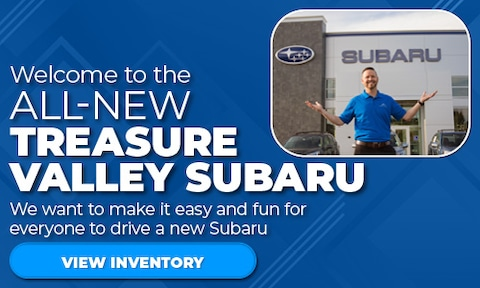 Welcome to Treasure Valley Subaru