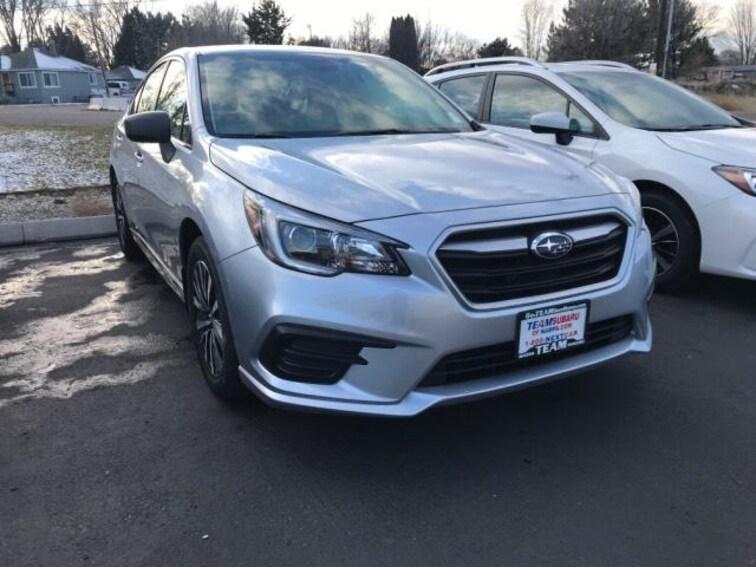 New 2019 Subaru Legacy 2.5i Sedan in Caldwell, ID near Boise, ID