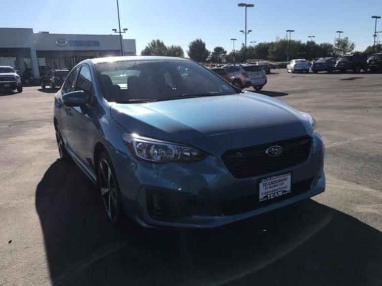 New 2019 Subaru Impreza 2.0i Sport Sedan in Caldwell, ID near Boise, ID