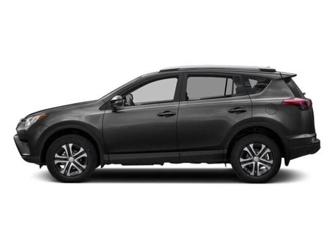 New 2018 Toyota RAV4 LE SUV near Springfield PA