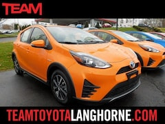 2018 Toyota Prius c Two Two
