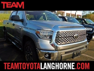 New 2018 Toyota Tundra SR5 CrewMax 5.5 Bed 5.7L SR5 CrewMax 5.5 Bed 5.7L in Langhorne PA