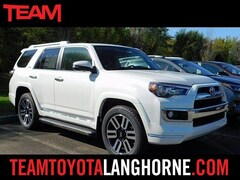 2018 Toyota 4Runner Limited 4WD Limited 4WD