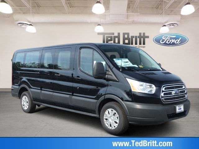 2017 Ford Transit-350 XLT Wagon Low Roof Wagon