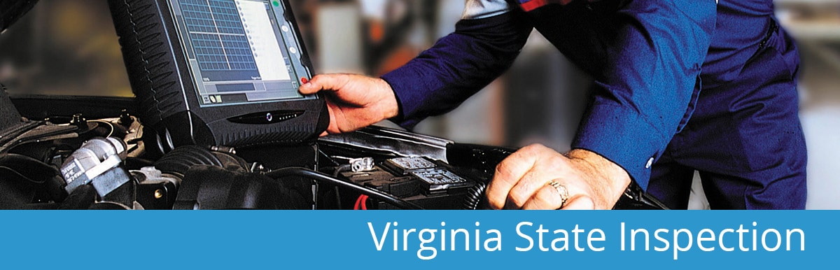 Virginia State Inspection