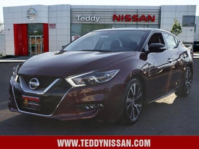 Used 2017 Nissan Maxima Platinum Sedan Bronx