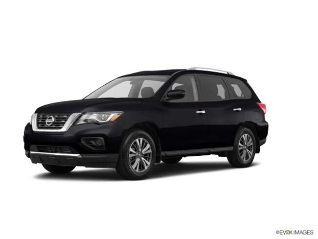 New 2019 Nissan Pathfinder S SUV Bronx