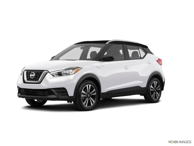 New 2019 Nissan Kicks SV SUV Bronx