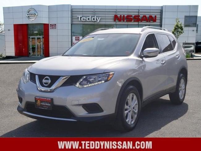 Used 2016 Nissan Rogue SV SUV Bronx