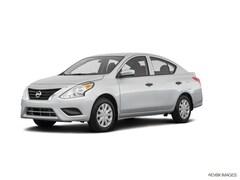 2019 Nissan Versa 1.6 S+ Sedan