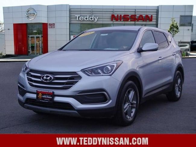Used 2018 Hyundai Santa Fe Sport 2.4 Base SUV Bronx