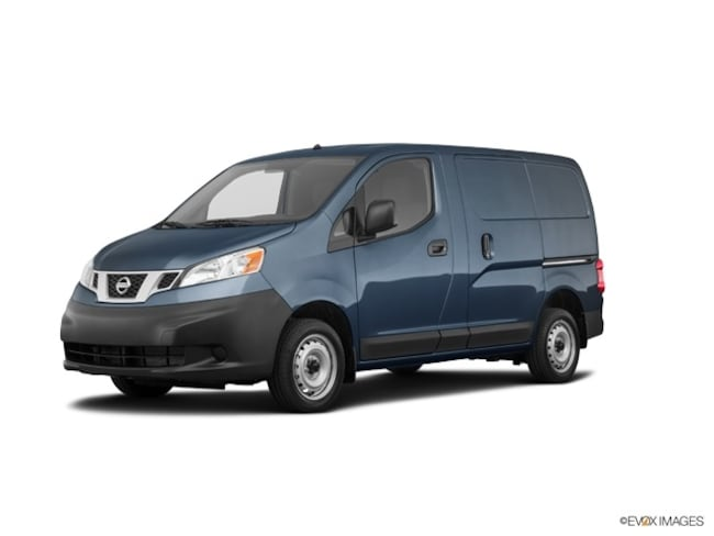 New 2019 Nissan NV200 SV Van Compact Cargo Van Bronx
