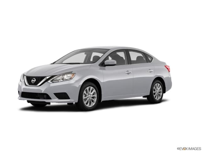 New 2019 Nissan Sentra S Sedan Bronx