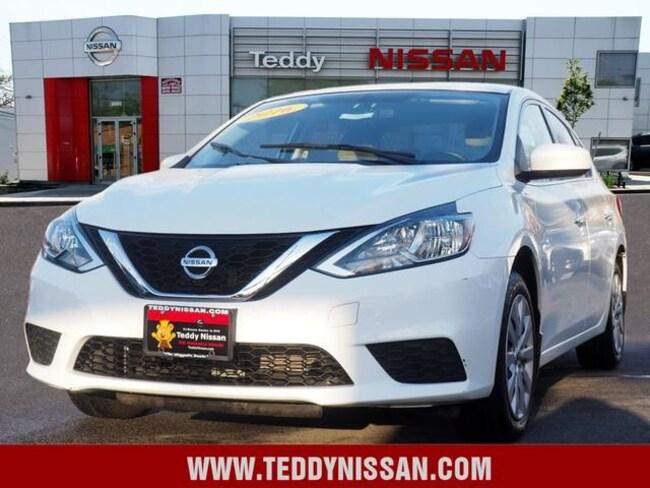Used 2016 Nissan Sentra SV Sedan Bronx