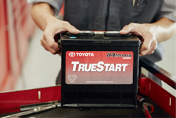 Toyota True Start Battery Discount