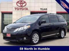 2012 Toyota Sienna Limited Van