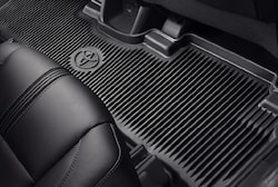 Genuine Toyota All Weather Mats Savings