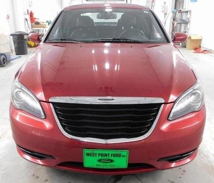 2012 Chrysler 200 S Sedan