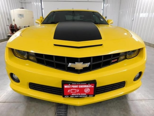 2011 Chevrolet Camaro SS w/2SS Coupe