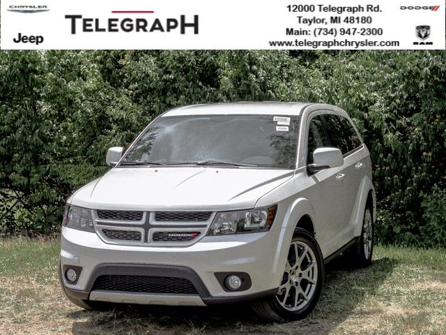 2015 Dodge Journey R/T Wagon