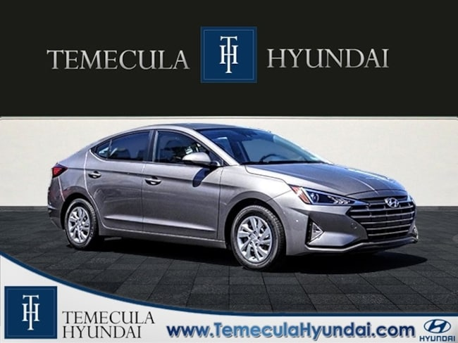 New 2020 Hyundai Elantra SE Sedan in Temecula, CA near Hemet