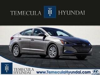 New 2020 Hyundai Elantra SE Sedan in Temecula near Hemet