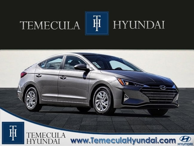 New 2020 Hyundai Elantra SE Sedan in Temecula, CA near Hemet
