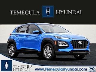 New 2019 Hyundai Kona SE SUV in Temecula near Hemet
