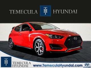 New 2019 Hyundai Veloster N Hatchback in Temecula near Hemet