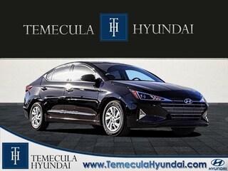 New 2019 Hyundai Elantra SE Sedan in Temecula near Hemet