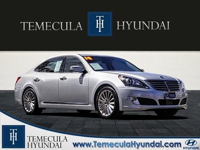 2014 Hyundai Equus Signature Sedan