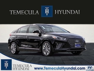 New 2019 Hyundai Ioniq Hybrid Limited Hatchback in Temecula near Hemet